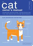 Pdf The Cat Owner's Manual