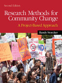 Research Methods for Community Change