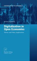 Digitalization in Open Economies Pdf/ePub eBook