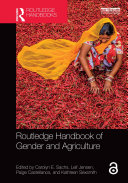 Routledge Handbook of Gender and Agriculture