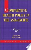 Ebook Comparative Health Policy In The Asia Pacific