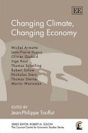 Changing Climate  Changing Economy