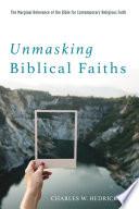 Unmasking Biblical Faiths
