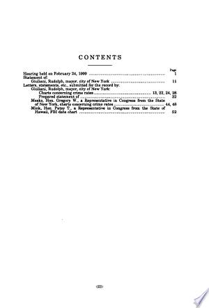 Download New York Mayor Rudolph Giuliani Free Books - manybooks-pdf