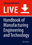 Handbook of Manufacturing Engineering and Technology