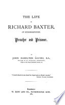 The Baxter Family of Yarmouth Book