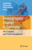 Demographic Change in Germany Pdf/ePub eBook
