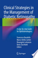Clinical Strategies In The Management Of Diabetic Retinopathy