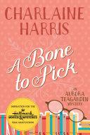 A Bone to Pick Pdf/ePub eBook