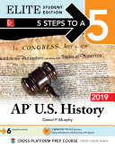 5 Steps to a 5: AP U.S. History 2018, Elite Student Edition Pdf/ePub eBook