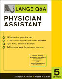 Lange Q A Physician Assistant Fifth Edition Book PDF