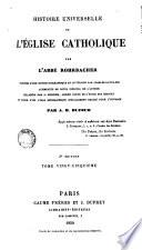 Histoire Universelle de l'Esglise Catholique, 25