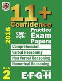 11+ Confidence