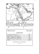 Mideast Mirror