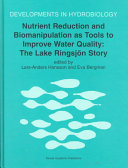 Pdf Nutrient Reduction and Biomanipulation as Tools to Improve Water Quality: The Lake Ringsjön Story