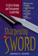 Sharpening The Sword
