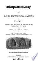 The Parks  Promenades    Gardens of Paris