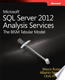 Microsoft SQL Server 2012 Analysis Services  : The BISM Tabular Model
