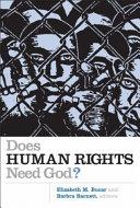 Does Human Rights Need God?