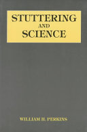 Stuttering and Science Book
