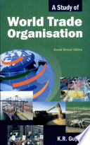 A Study of World Trade Organisation