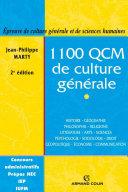 Pdf 1100 QCM de culture générale Telecharger