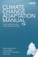 Climate Change Adaptation Manual