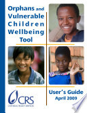 Orphans and Vulnerable Children Wellbeing Tool: User's Guide
