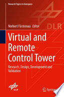 Virtual and Remote Control Tower Book