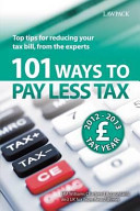 101 Ways to Pay Less Tax