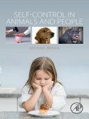 Self-Control in Animals and People Pdf/ePub eBook