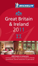 Great Britain & Ireland 2011. La Guida Rossa