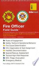 Fire Officer Field Guide