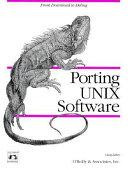 Porting Unix Software
