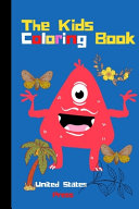 The Kids Coloring Book