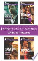 Harlequin Romantic Suspense April 2015 Box Set