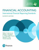 Financial Accounting  Global Edition Book
