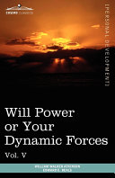Will Power Or Your Dynamic Forces [Pdf/ePub] eBook