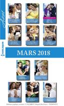11 romans Azur + 1 gratuit (no3927 à 3937 - Mars 2018)