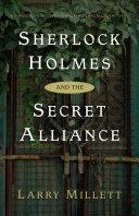 Pdf Sherlock Holmes and the Secret Alliance Telecharger
