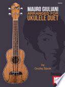 Mauro Giuliani arranged for Ukulele Duet