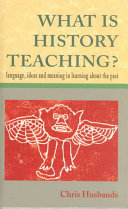 What is History Teaching
