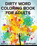 Dirty Word Coloring Book for Adults