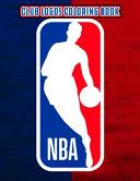 NBA Club Logos Coloring Book