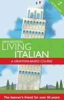 Living Italian Book