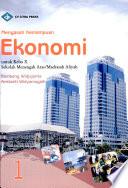 Ekonomi & Akuntansi: Mengasah Kemampuan Ekonomi