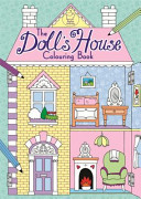 Doll's House Colouring Book