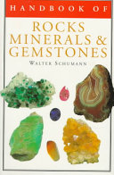 Handbook of Rocks  Minerals  and Gemstones