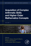 Acquisition of Complex Arithmetic Skills and Higher-Order Mathematics Concepts