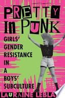Pretty in Punk Book